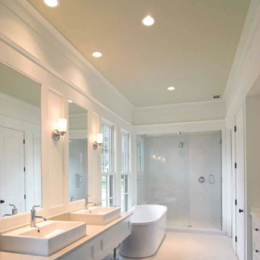 Hardwood Floors In Half Bathroom: Cornise Decorative De Interior Din Duropolimer PDCO001